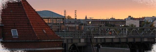 berlin-sunset