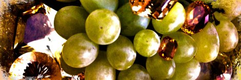 citrines-and-grapes
