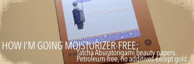 moisturizer-free