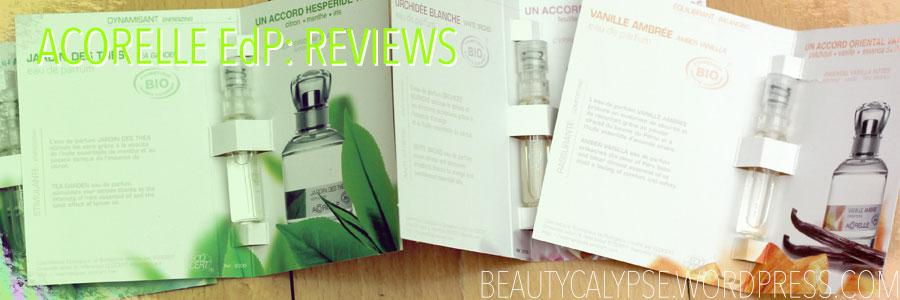 Acorelle: Eau de Parfum, 4 of 9 Scents Reviewed   Range Review #6 ...