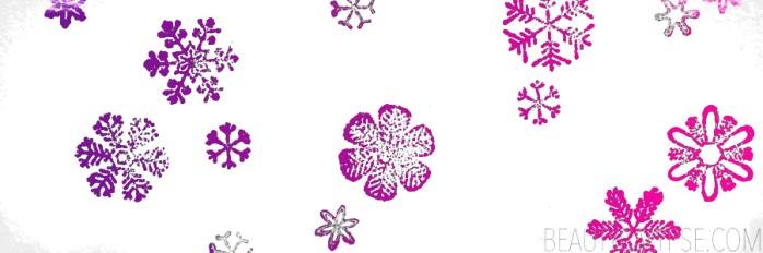 snowflakes-hotpink-violet