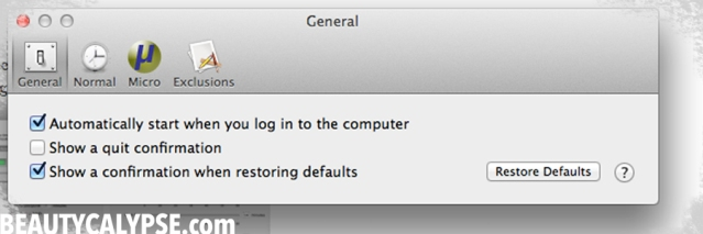 time-out-free-general-settings