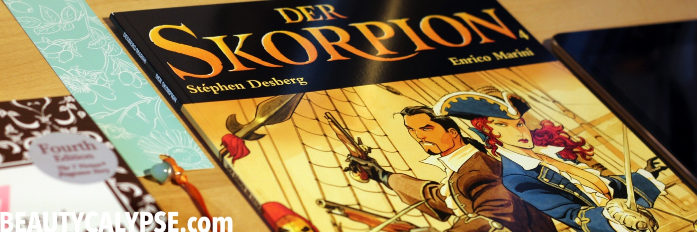 books-comic-der-skorpion