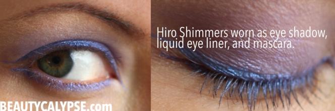 hiro-eyeliner-mascara-eyeshadow