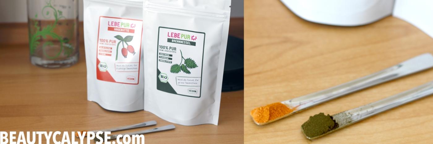 lebepur-powders
