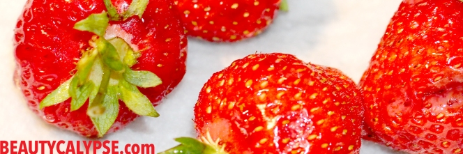 strawberries-closeup