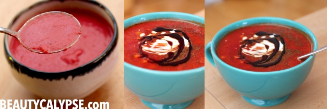 beetroot-soups