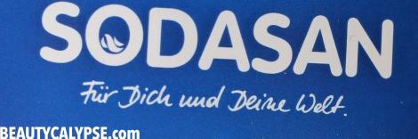 Sodasan-Label