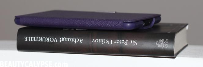 bookshelf-monthly-steven-pinker-sense-of-style-kindle-ed-peter-ustinov-vorurteile-review
