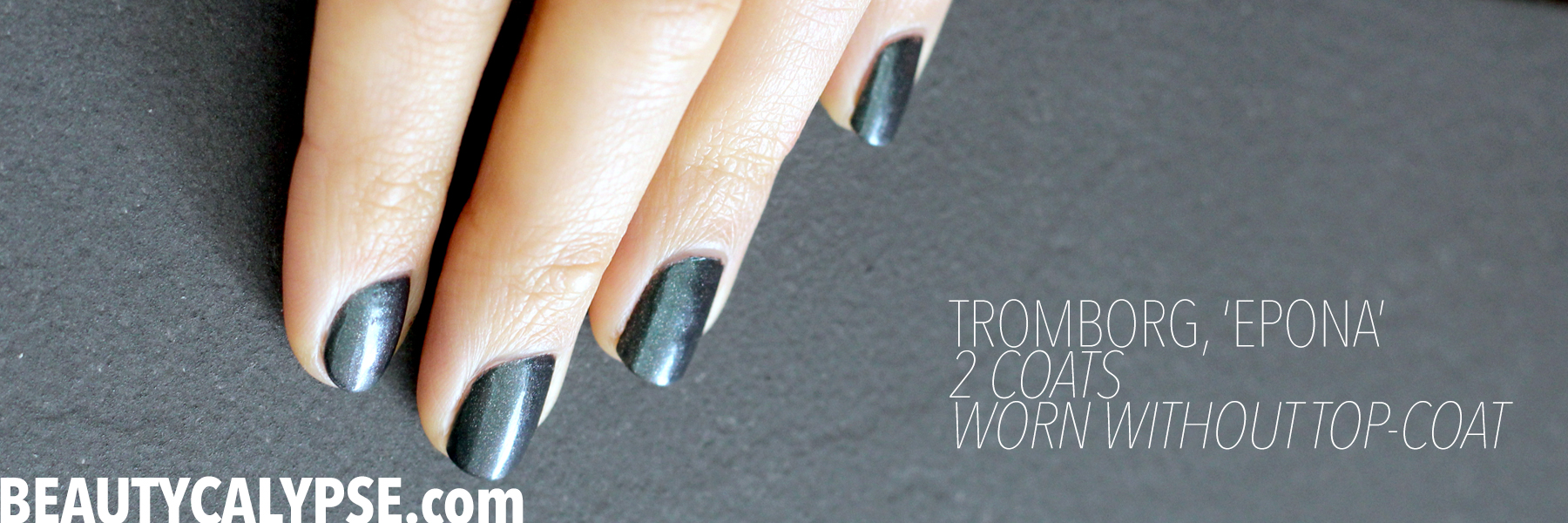 Tox-Free to The MAX: Product Battle #5: Zao | Tromborg | Korres Nail ...