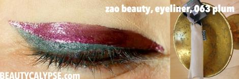 zao-beauty-review-eye-liner-063-plum-worn-swatch