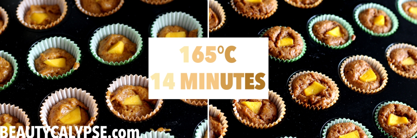 mini-cupcakes-mango-caramel-sugar-free-gluten-free-vegan-baking-time-temperature