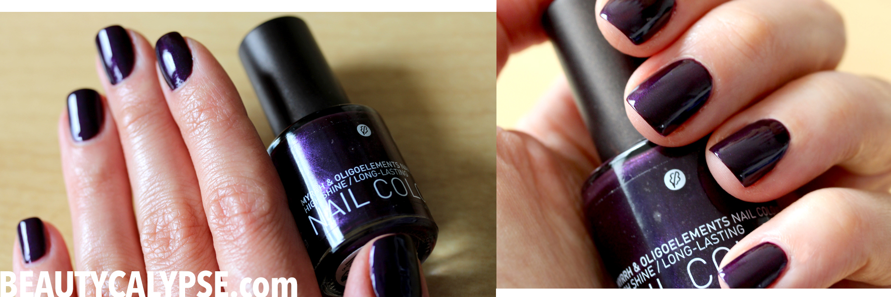 Black Orchid Manicure – Seven Days and Counting! – LIVING ETHICAL ...