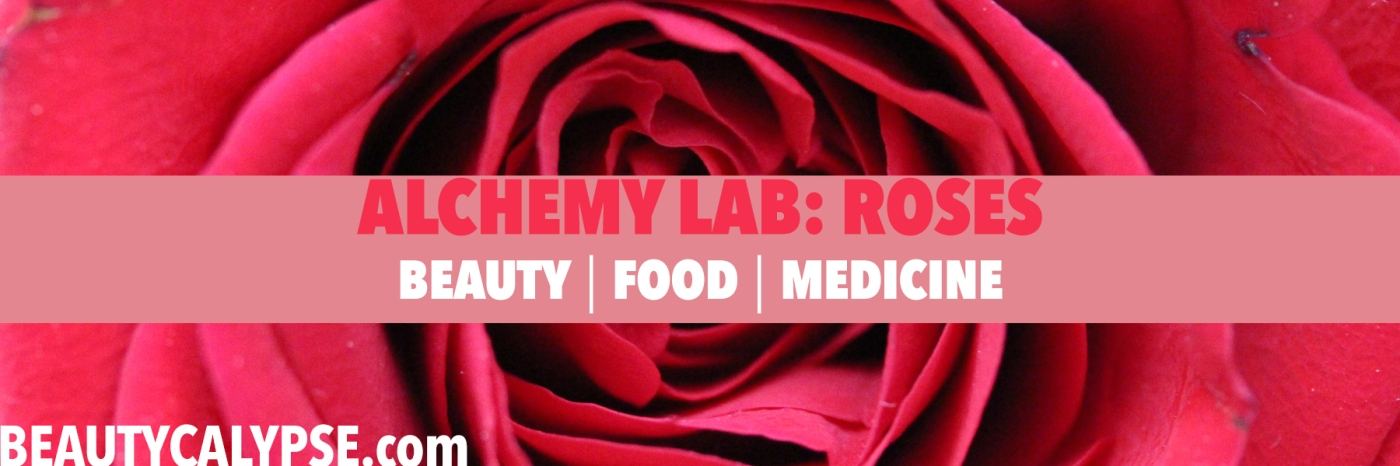 It's all roses – studies about the benefits of rose essential oil and favourite organic skincare products and food picks