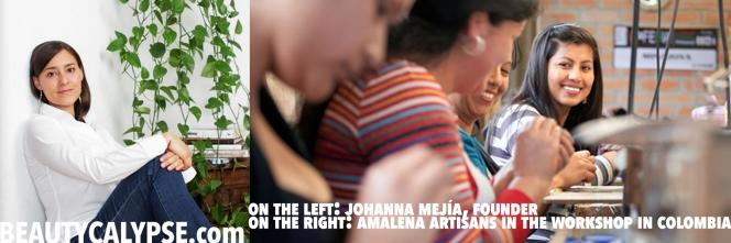 Amalena-Founder-Johanna-Mejia-Artisans-Colombia