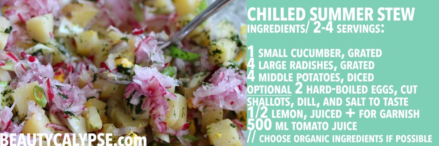 Chilled-Summer-Stew-Beautycalypse-Vegetarian-Vegan-Option-Ingredients