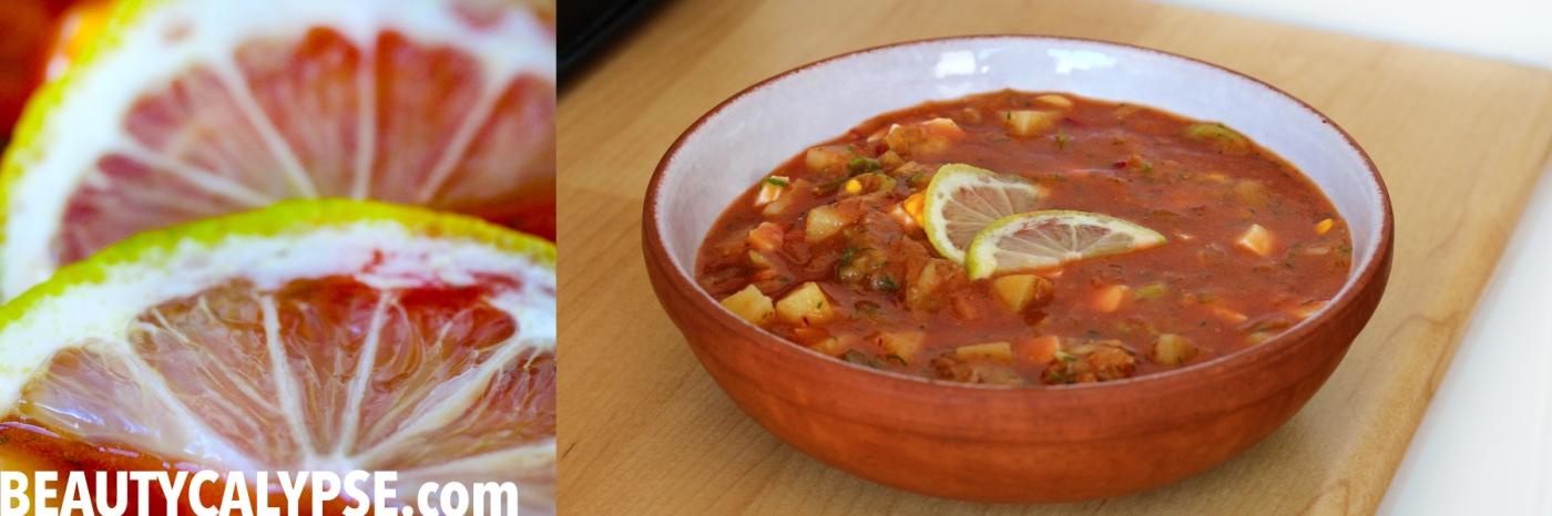 Chilled-Summer-Stew-Beautycalypse-Vegetarian-Vegan-Option-Served