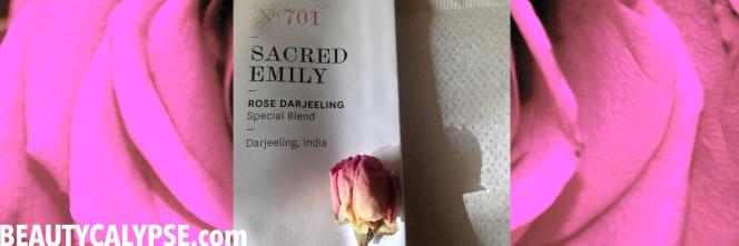 Sacred Emily Rose Darjeeling by Paper & Tea, Berlin