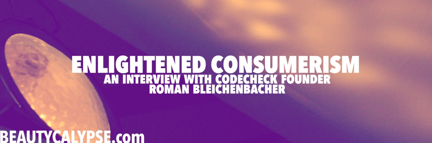 EnlightenedConsumerism-CodecheckFounder-Interview