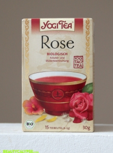 Rose Tea, Yogi Tea
