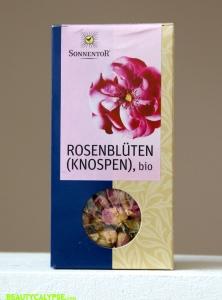 Organic rose petals, Sonnentor