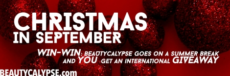 Christmas-in-September-Giveaway-BEAUTYCALYPSE