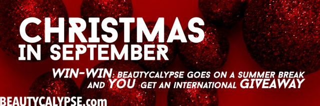 Christmas-in-September-Giveaway-BEAUTYCALYPSE
