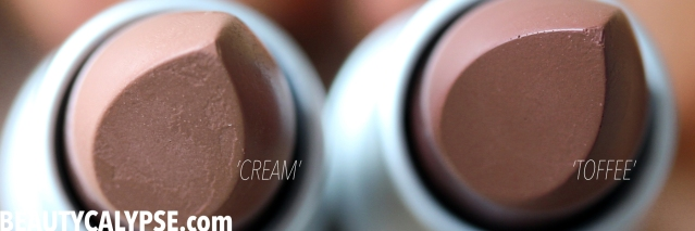 Benecos-lipsticks-Toffee-Cream-Bullet-Open