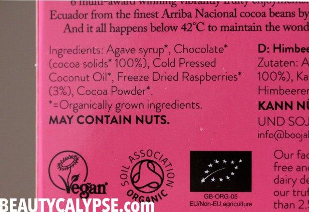 BoojaBooja-RaspberryTruffles-Ingredients