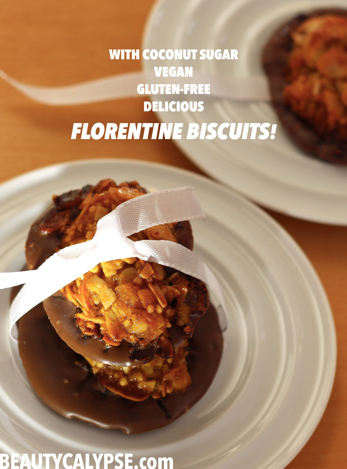 how to make florentine biscuits