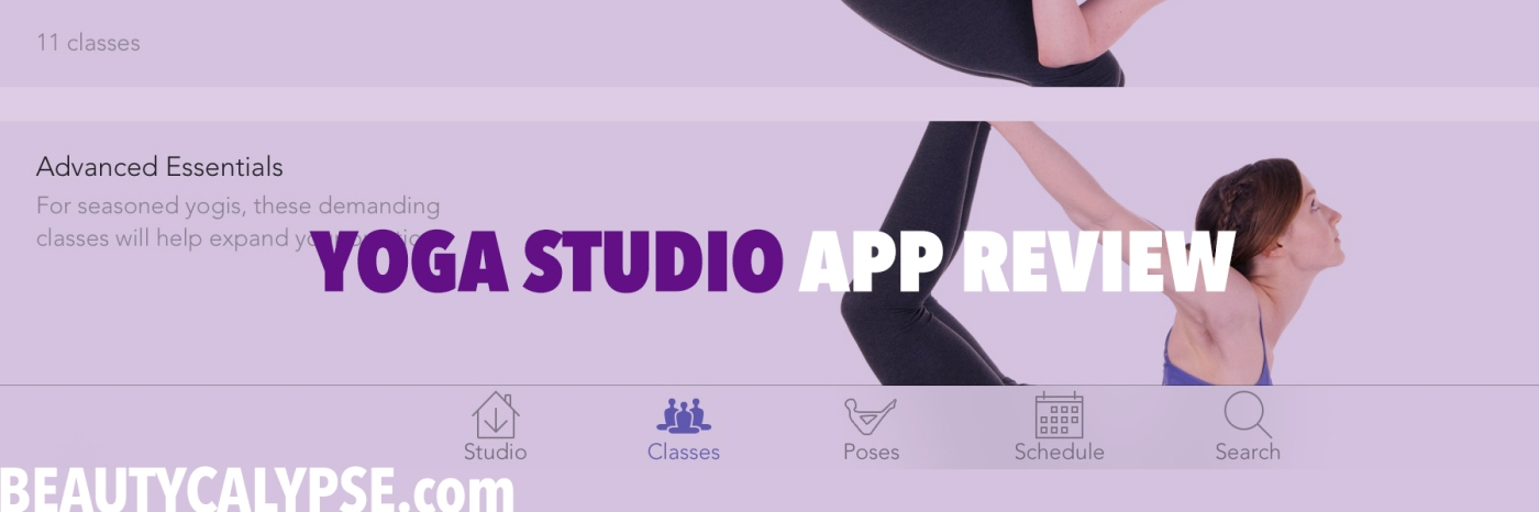 YogaStudio-AppReview