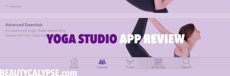 YogaStudio-AppReview