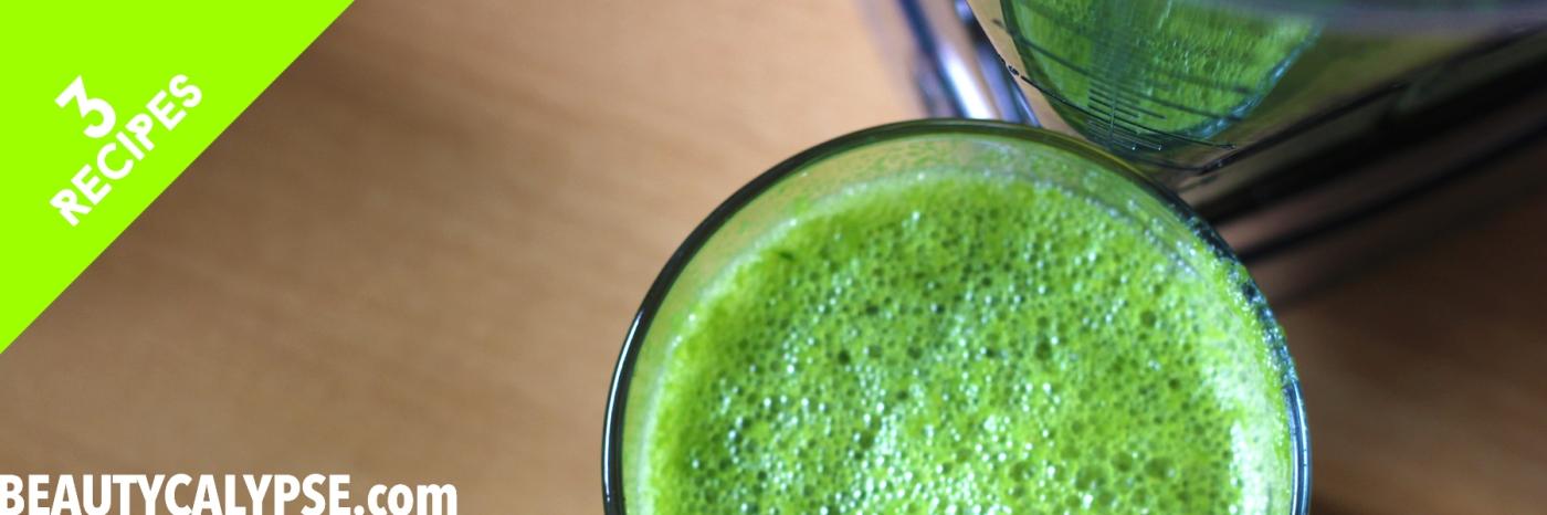 three-emerald-smoothie-recipes