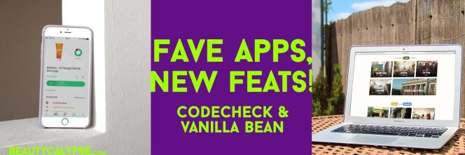 codecheck-vanilla-bean-app-new-features
