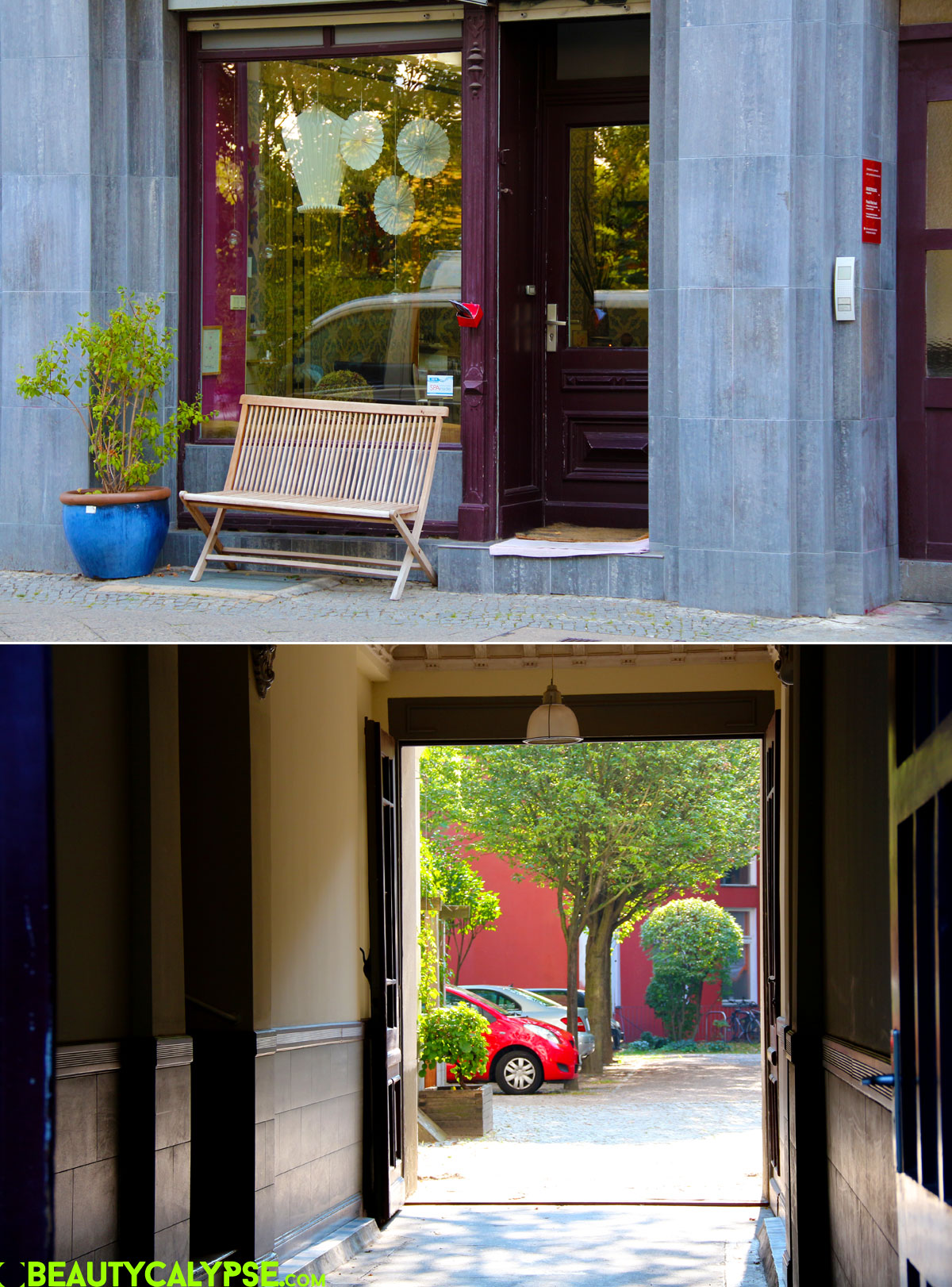 berlin s green spas 2 le petit spa living ethical excellence the quest est 2012. Black Bedroom Furniture Sets. Home Design Ideas