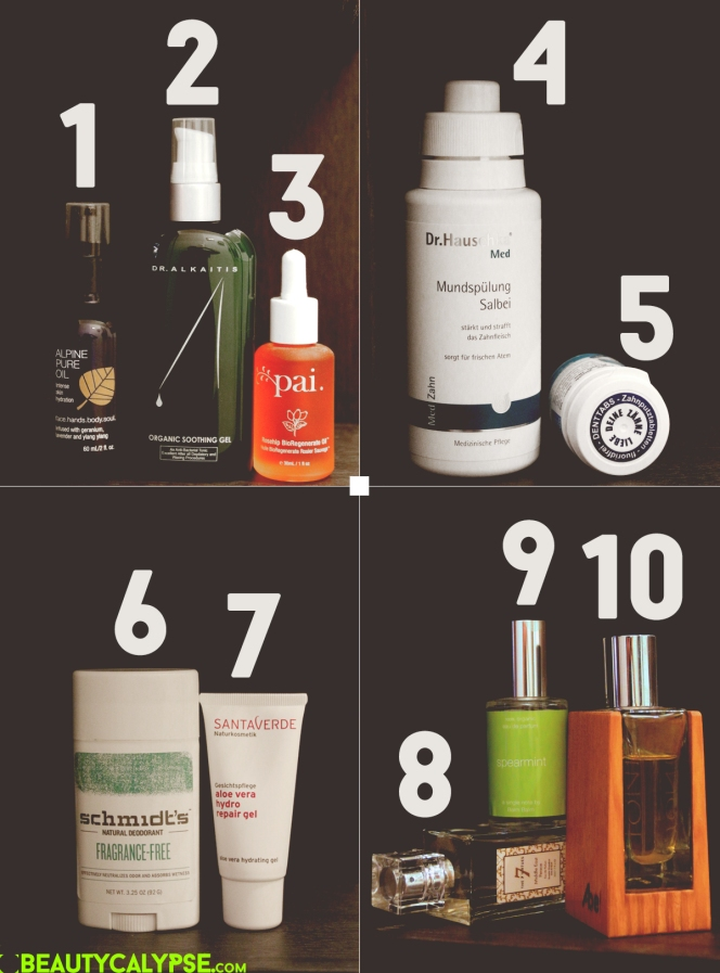 top-ten-organic-grooming-products