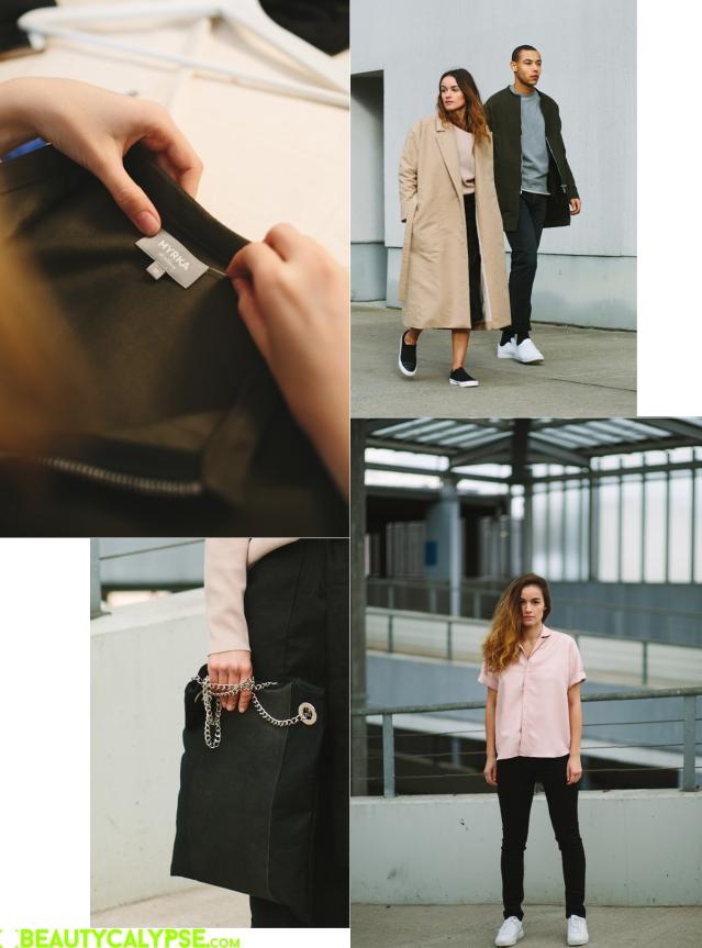 Eco-Fair & Vegan Fashion from Berlin: Myrka Studios – LIVING ETHICAL ...