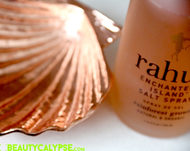 Rahua Enchanted Island Sea Salt Spray
