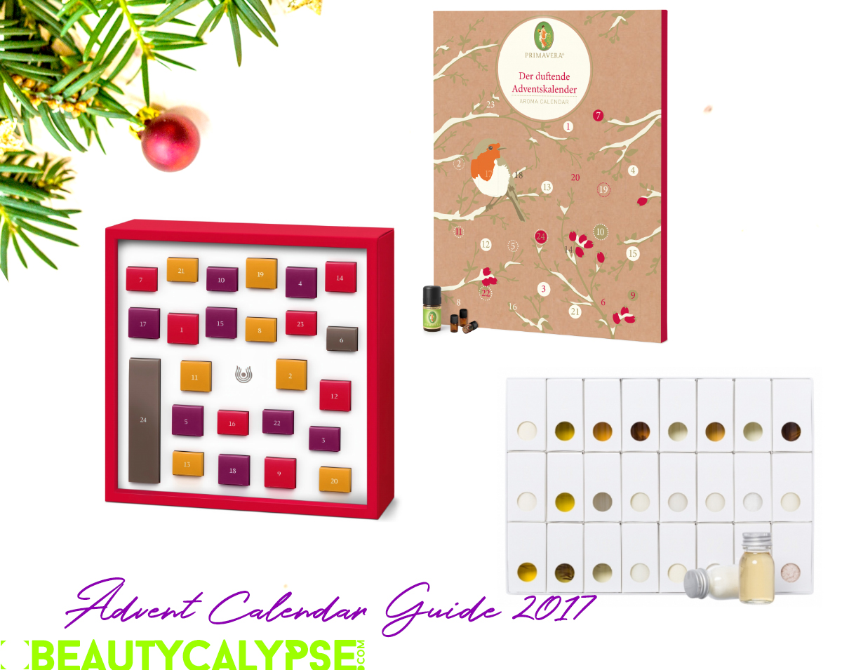 How to Wow: Choose The Perfect Advent Calendar To Spoil Yourself Or Your Loved Ones by Hauschka, Primavera, Susanne Kaufmann
