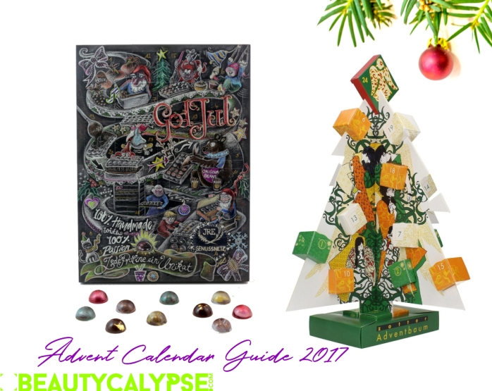 How to Wow: Choose The Perfect Advent Calendar To Spoil Yourself Or Your Loved Ones by Zotter and Original Beans