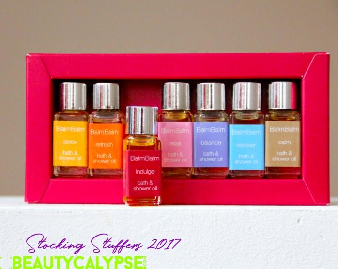 Fantastic Stocking Filler Ideas: Balm Balm Aromatherapy Collection