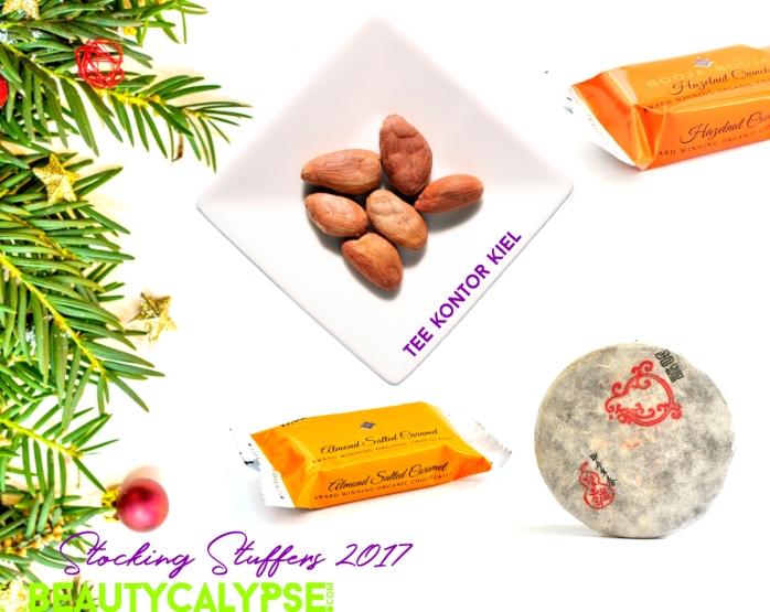 Fantastic Stocking Filler Ideas: Booja Booja and fine tea by Tee Kontor Kiel