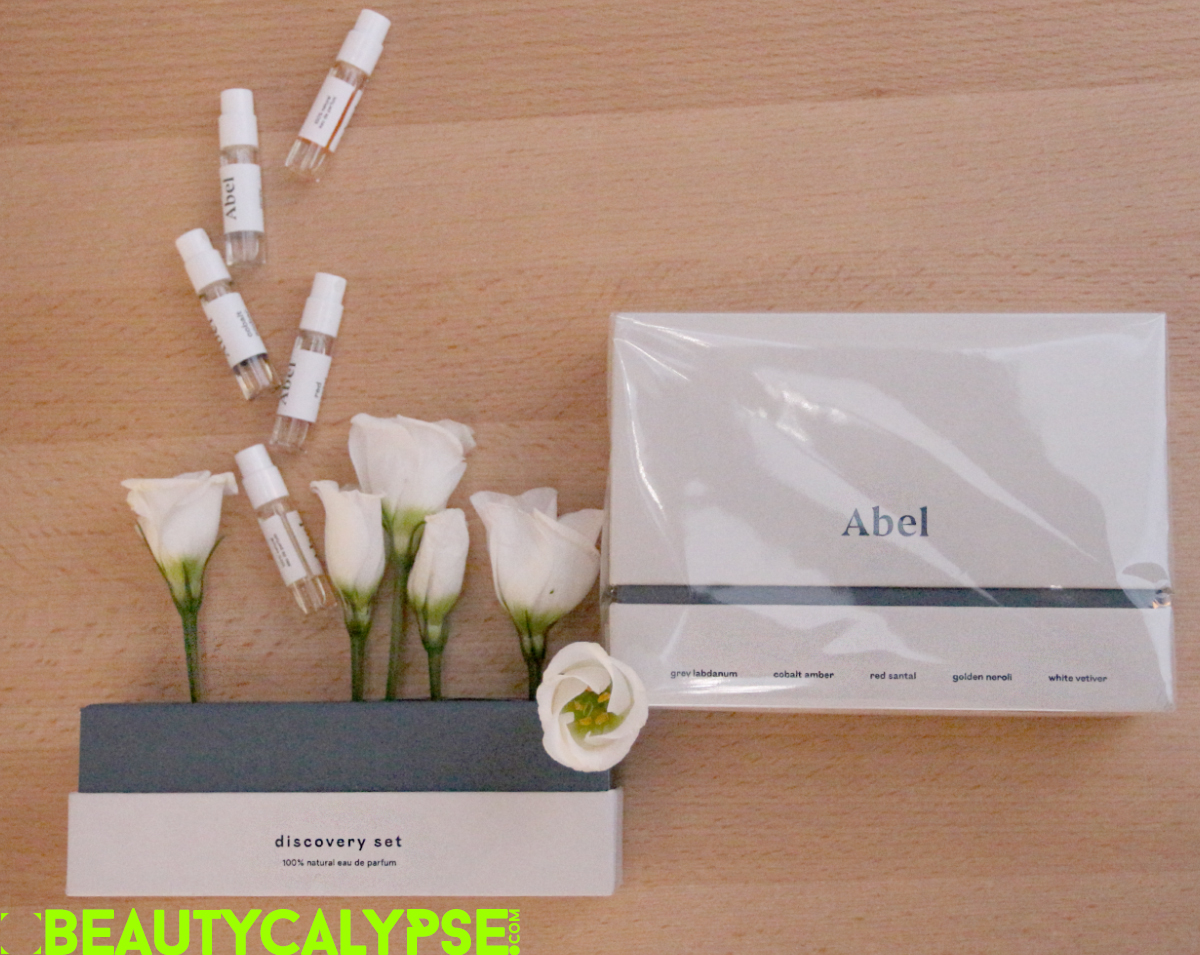 Abel Odor Discovery Set