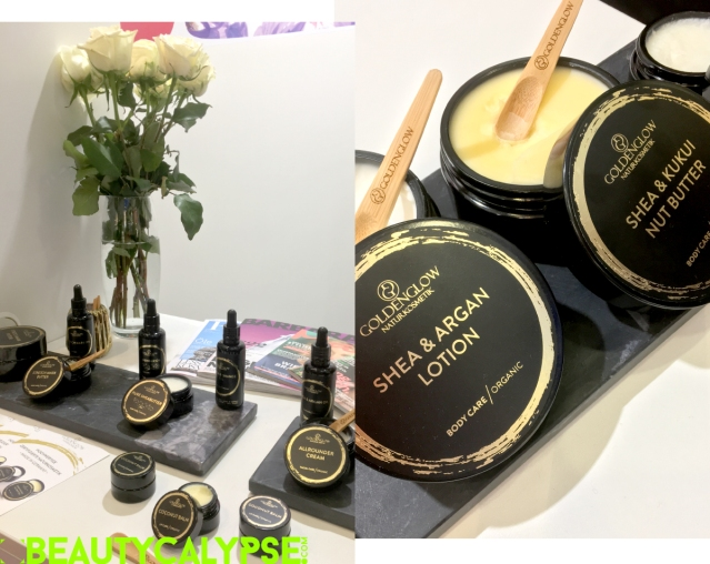 Vivaness Breeze: Goldenglow organic skincare made in Germany