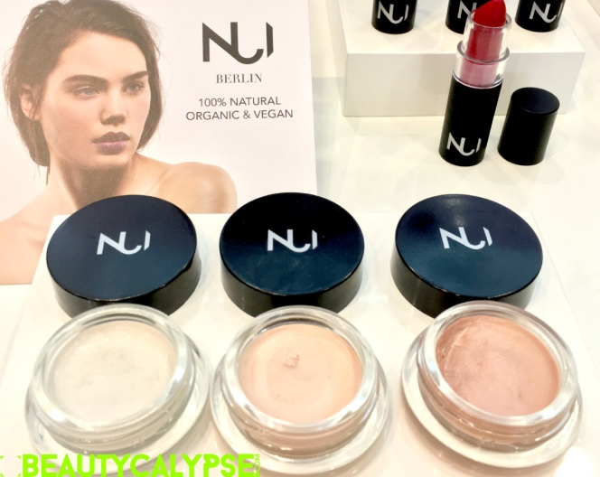 Nui Berlin natural and vegan colour cosmetics