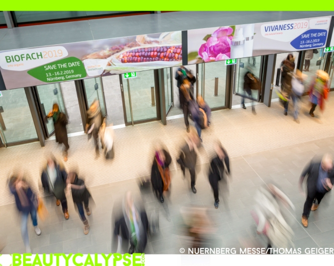 Save the date Vivaness Biofach 2019