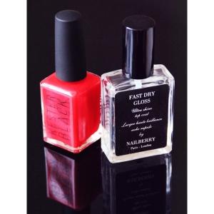 Kester Black and Nailberry: breathable, 10+ free nail polish