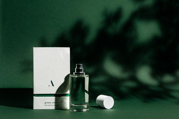 New Abel Odor fragrance: Green Cedar