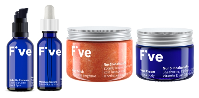 FIVE Skincare – BCBtW and range review