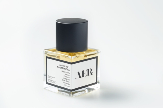 AER SCENTS NAGARMOTHA, made in Berlin